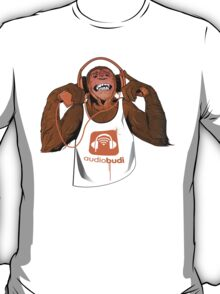 Orange Monkey  T-Shirt