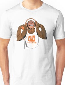 Orange Monkey  Unisex T-Shirt