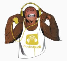 Yellow Monkey  by audiobudi