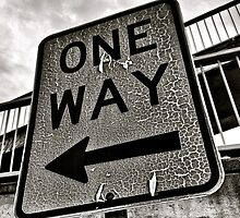 One way by Michelle Abel