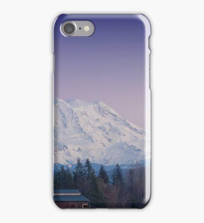 Mount Rainer, Graham Washington iPhone Case/Skin