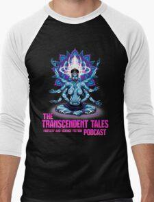 Transcendent Tales Podcast Men's Baseball ¾ T-Shirt