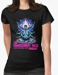 Transcendent Tales Podcast Womens Fitted T-Shirt