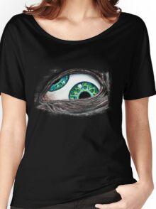 Eye In Eye Women's Relaxed Fit T-Shirt