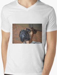 It's him Mens V-Neck T-Shirt