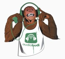 Green Monkey  by audiobudi