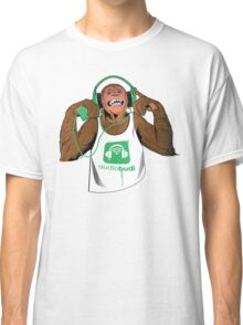 Green Monkey  Classic T-Shirt