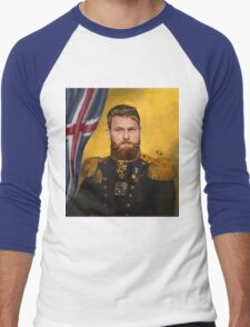 Aron Gunnarsson lord of Ice Men's Baseball ¾ T-Shirt