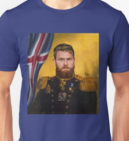 Aron Gunnarsson lord of Ice Unisex T-Shirt