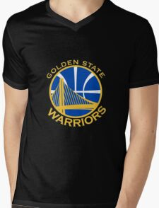 Golden-State-Warriors-1 Mens V-Neck T-Shirt