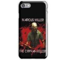 The Original Marcus Miller Logo iPhone Case/Skin