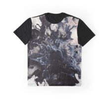 Trippy Paint Graphic T-Shirt