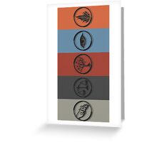 Divergent Greeting Card