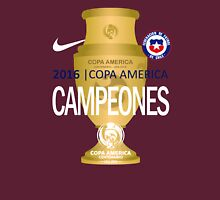 Chile Football Team - campeones chile - COPA AMERICA Unisex T-Shirt