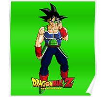 Dragon Ball Z - Bardock Poster