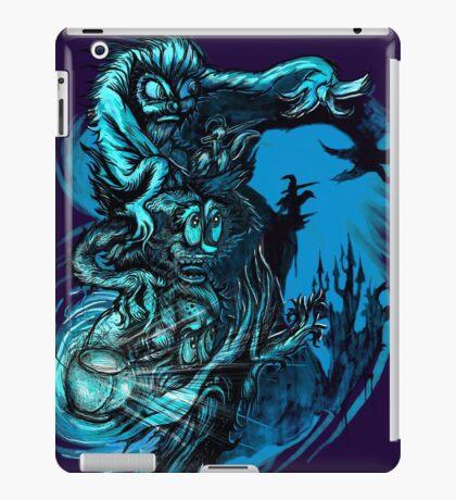 shaddow play iPad Case/Skin