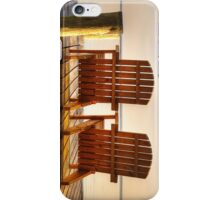 A Place to Hold Hands: Chesapeake Bay iPhone Case/Skin