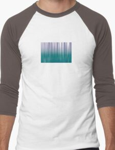 forest abstract  Men's Baseball ¾ T-Shirt