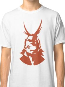 Minimalist All Might  Classic T-Shirt