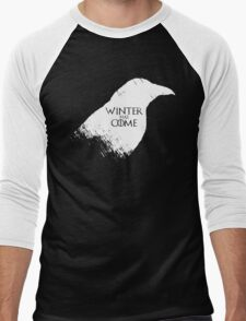 Winter Has Come Tee Men's Baseball ¾ T-Shirt