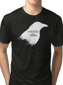 Winter Has Come Tee Tri-blend T-Shirt