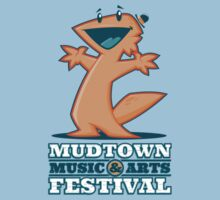 Mudtown Records - Mudtown Music & Arts Festival Muddy 2 With Logo by MudtownRecords