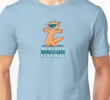 Mudtown Records - Mudtown Music & Arts Festival Muddy 2 With Logo Unisex T-Shirt
