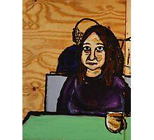 Portrait of a Stranger Photographic Print