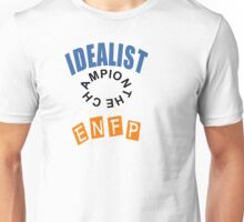 ENFP, IDEALIST PERSONALITY Unisex T-Shirt