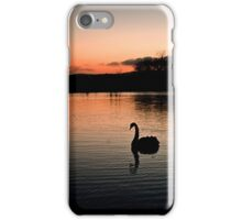 Solo at Sunset iPhone Case/Skin