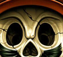 Mario skull Sticker