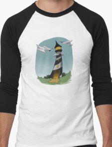 The Darkhouse Men's Baseball ¾ T-Shirt