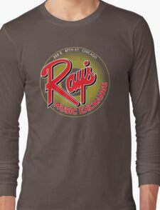 Ray's Music Exchange - Red Variant Long Sleeve T-Shirt