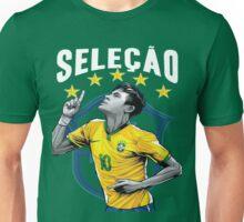 Neymar Brazil World Cup Shirt Unisex T-Shirt