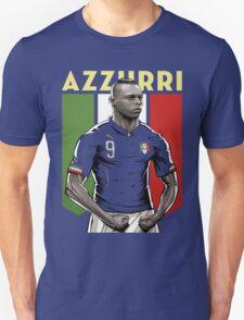 Balotelli italy World Cup Shirt Unisex T-Shirt