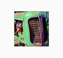 Old Green Oliver Tractor Unisex T-Shirt