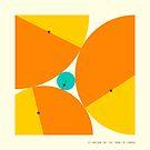 'X Marks the Spot': DESCARTES THEOREM by JazzberryBlue