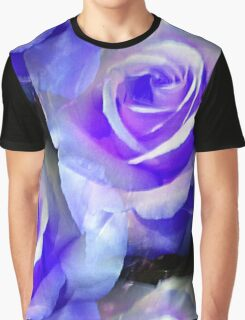 Lilac Rose Graphic T-Shirt
