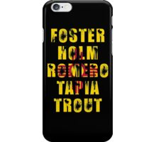 NEW MEXICO CHAMPS iPhone Case/Skin