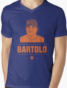Bartolo Mens V-Neck T-Shirt
