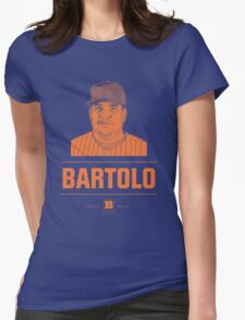 Bartolo Womens Fitted T-Shirt