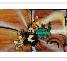 Panda Love Pop Series #1 Sticker