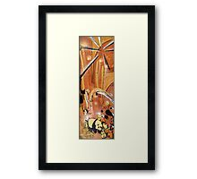 Panda Love Pop Series #2 Framed Print