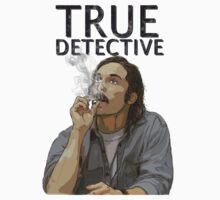 Rust - True Detective  T-Shirt