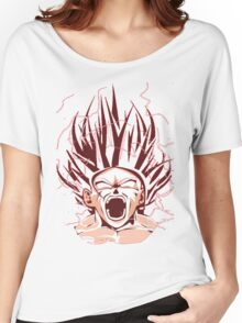 Super Saiyan God Goku Women's Relaxed Fit T-Shirt