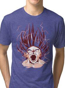 Super Saiyan God Goku Tri-blend T-Shirt