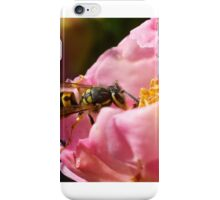 Nose First  iPhone Case/Skin
