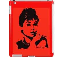 new multi goldi i design  iPad Case/Skin