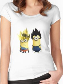 G&V minions Women's Fitted Scoop T-Shirt