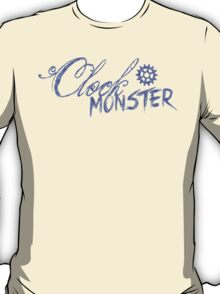 Clock Monster Clothing OFFICIAL Inverted Logo T-Shirt